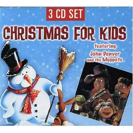 CHRISTMAS FOR KIDS [LASERLIGHT 1997]](Halloween 1997)