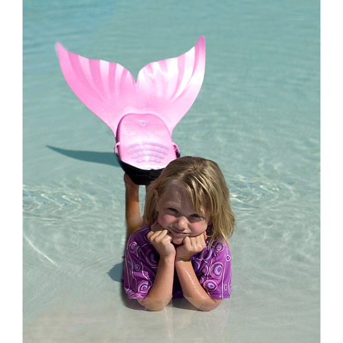 Finis Mermaid Swim Fin, Pink