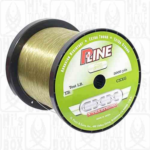 P-Line CXX-XTRA Moss Green 3000yd 4lb
