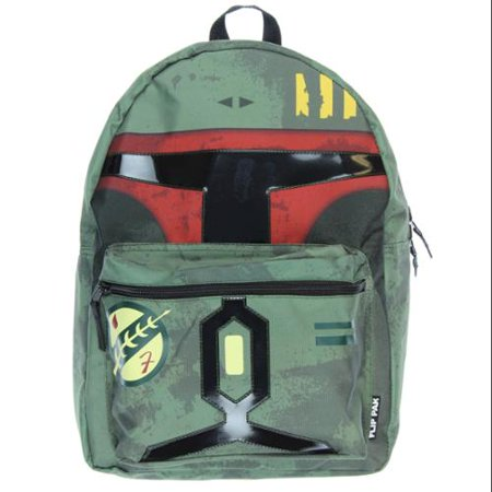 Boba Fett Reversible Backpack - Boba Fett Jetpack Backpack