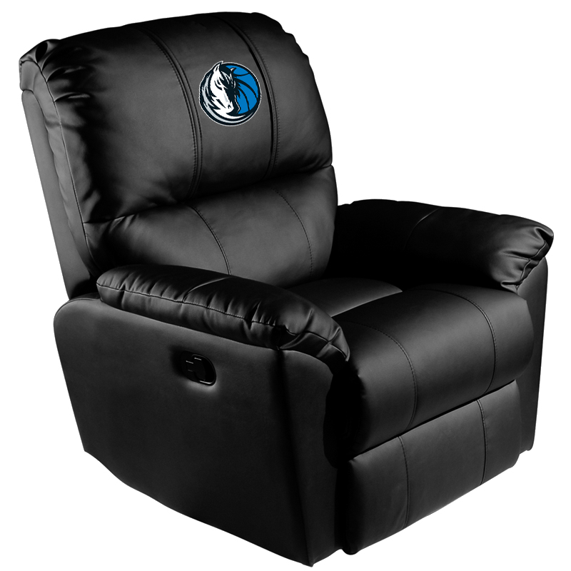 Dallas Mavericks NBA Rocker Recliner