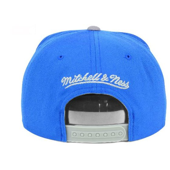 buy online ed909 44ccd Orlando Magic Mitchell and Ness NBA Cropped XL Logo Snapback Cap -  Walmart.com