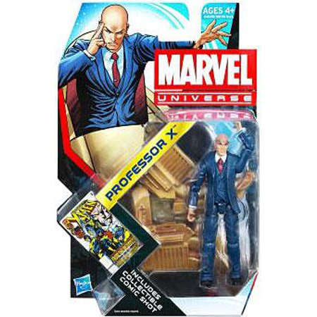 Marvel Universe Series 20 Professor X Action Figure