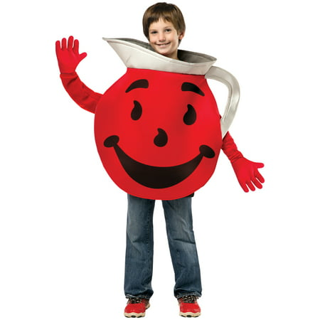 Cheap Halloween Costumes Ideas For Guys (Koolaid Guy Teen Halloween)
