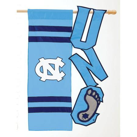 Team Sports America Collegiate Sculpted Garden Flag ()