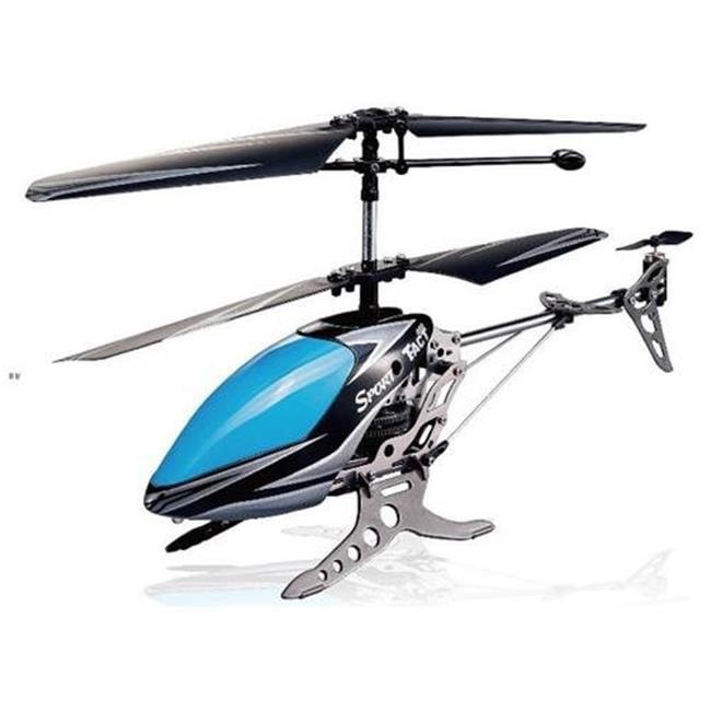Microgear EC10278-BL icrogear Remote Control R-C DX-202 3 Channel GYRO Helicopter NIB by Microgear