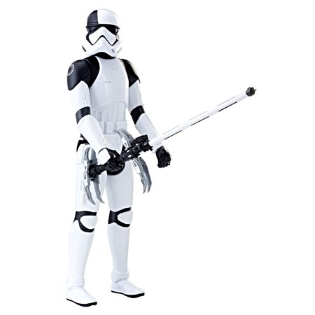 Star Wars The Last Jedi 12-inch First Order Stormtrooper Executioner Walmart Exclusive Figure - Star Wars 7 Leia