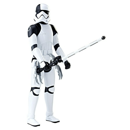 Stormtrooper Blaster Toy (Star Wars The Last Jedi 12-inch First Order Stormtrooper Executioner Walmart Exclusive)