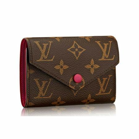 Louis Vuitton Wristlet - Louis Vuitton Monogram Canvas Victorine Wallet Article: M41938