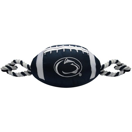 Penn State Nittany Lions Pet Nylon Football