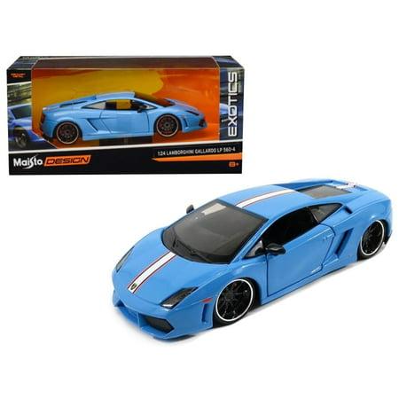Lamborghini Gallardo LP 560-4 Satin Blue