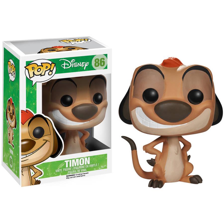Funko POP Disney: The Lion King Timon! Vinyl Figure