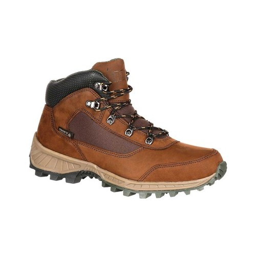 "Men's Rocky 5"" Stratum Waterproof Outdoor Boot by Rocky"