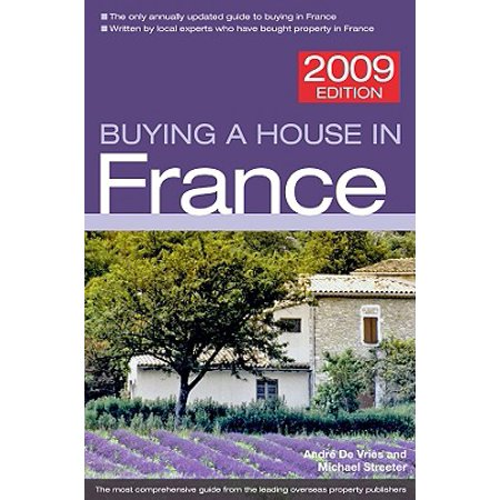 Buying a House in France The only annually updated guide to buying property in France, Buying a House in France 2009 gives inside information on the up-and-coming areas in France, where the bargains are to be found, as well as full coverage of the regions already popular with British buyers. Many dream of buying property in France and thanks to Eurostar and budget airlines the country is now closer than ever. This guide provides everything you need to know to buy a house, whether for use as a second home, weekend retreat, base while working abroad, investment or retirement home. It provides a step-by-step guide to the buying process, advice from legal and financial experts, to guidance on what you can get for your money and where.This comprehensive guide includes cultural and economical information, and uncovers how to find all types of property, from villas and apartments to farms and vineyards. It also includes case studies from people who have already bought property in France, with tips on how to get a bargain.