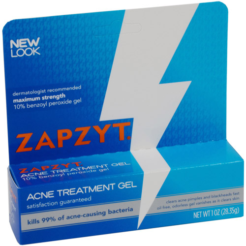 ZAPZYT Gel Acne Treatment, 1 Oz