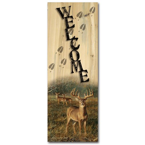 WGI-GALLERY Welcome First Light by Persis Clayton Weirs Graphic Plaque by WGI-GALLERY