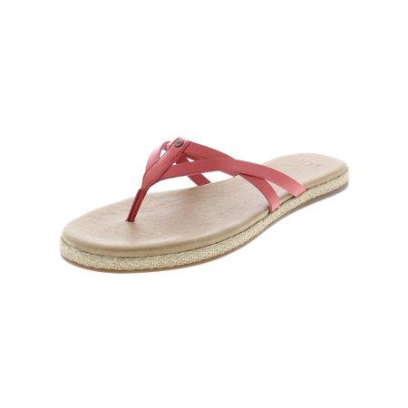 21a1a2c54e6 UGG - Ugg Womens Annice Casual Summer Flip-Flops - Walmart.com