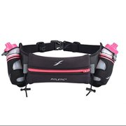 Fitletic / iFitness 16 oz. Hydration Belt (S/M, Pink)