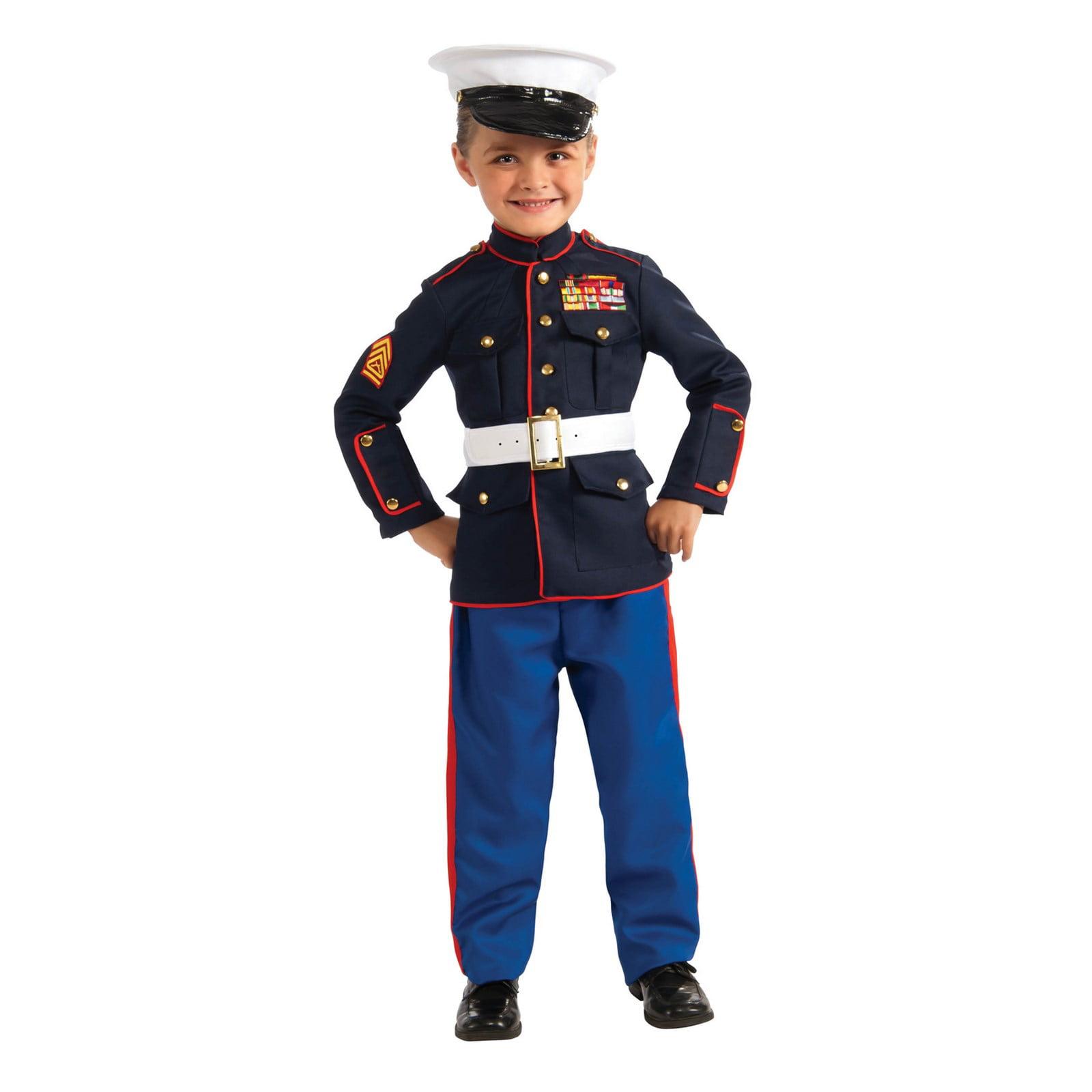 Child Marines Costume