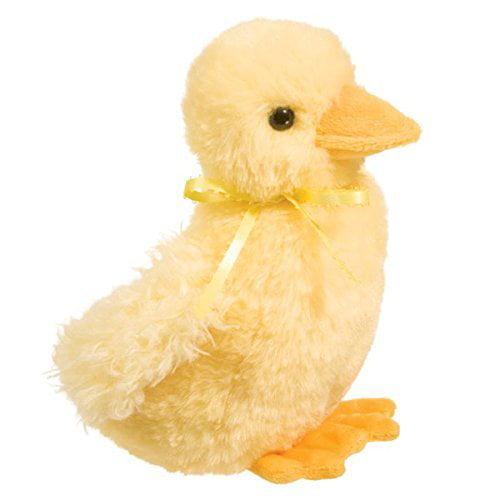 Douglas Toys Quacker Yellow Duck