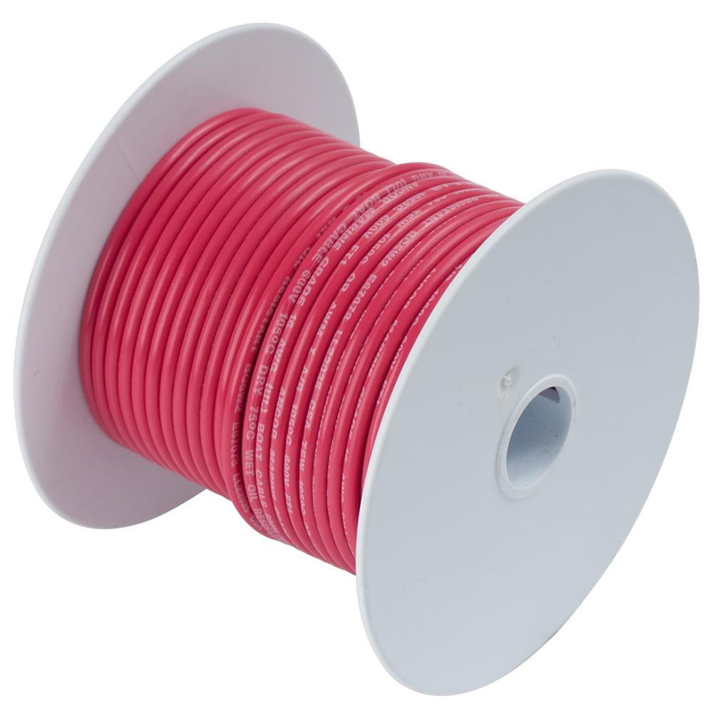 Ancor Marine Grade Tinned Copper Primary Wire, 10 ga