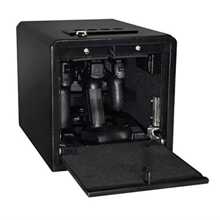 Stealth Handgun Hanger Safe Quick Access Electronic Pistol Security Box New and Improved