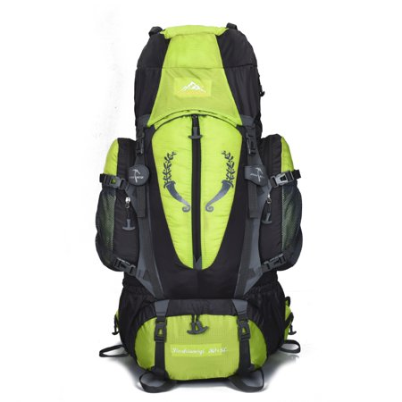 3b61671784 Lightweight Waterproof Large Women Men Backpacks For Travel Hiking Camping  - Walmart.com