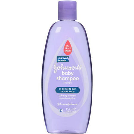 Johnsons Baby Gentle Shampoo With Calming Lavender  15 Fl  Oz