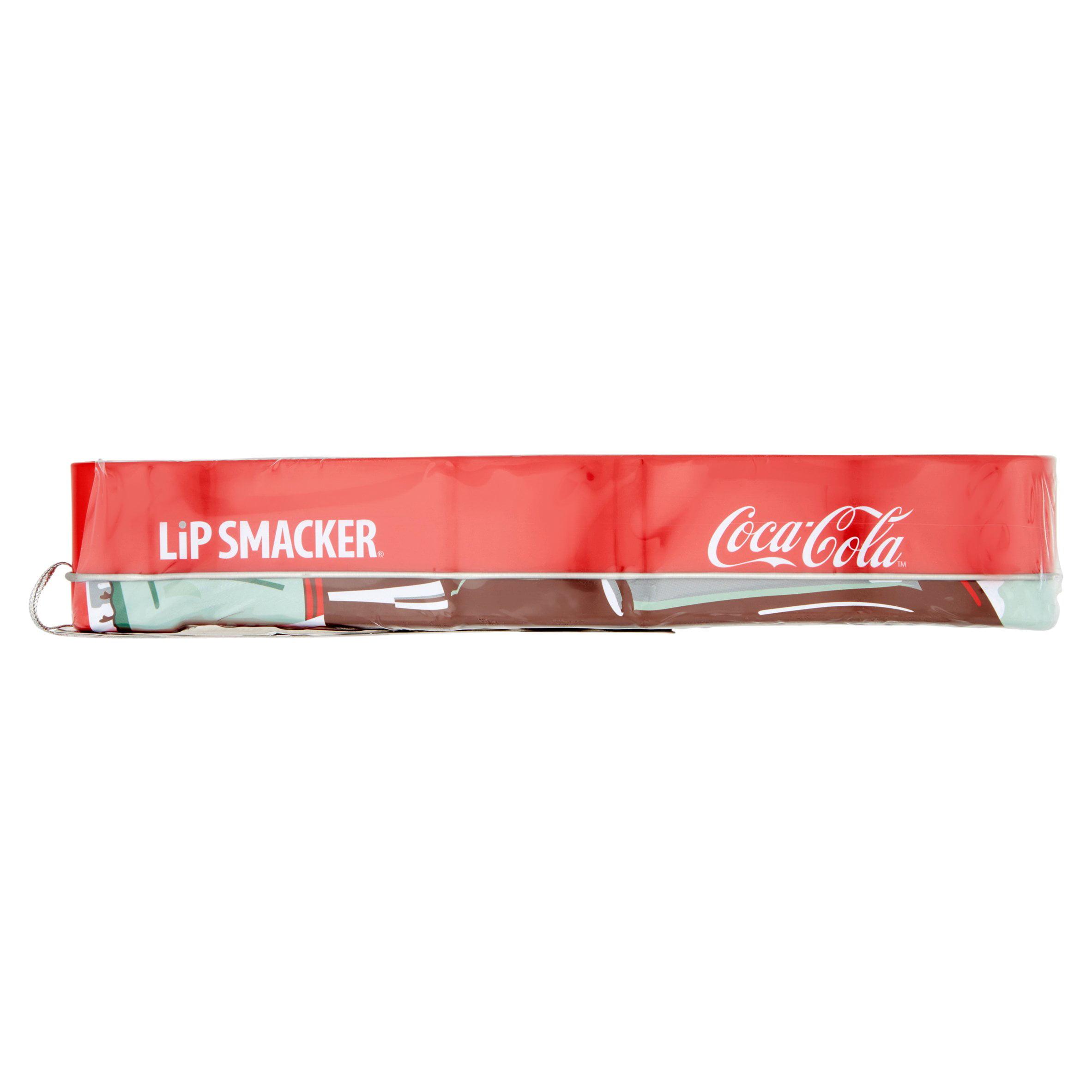 Lip Smacker Coca-Cola Flavored Lip Balm, 4 count, 0.56 oz - Walmart.com