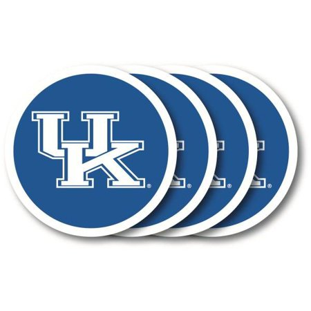 Wildcats Four (Kentucky Wildcats Coaster Set - 4 Pack )
