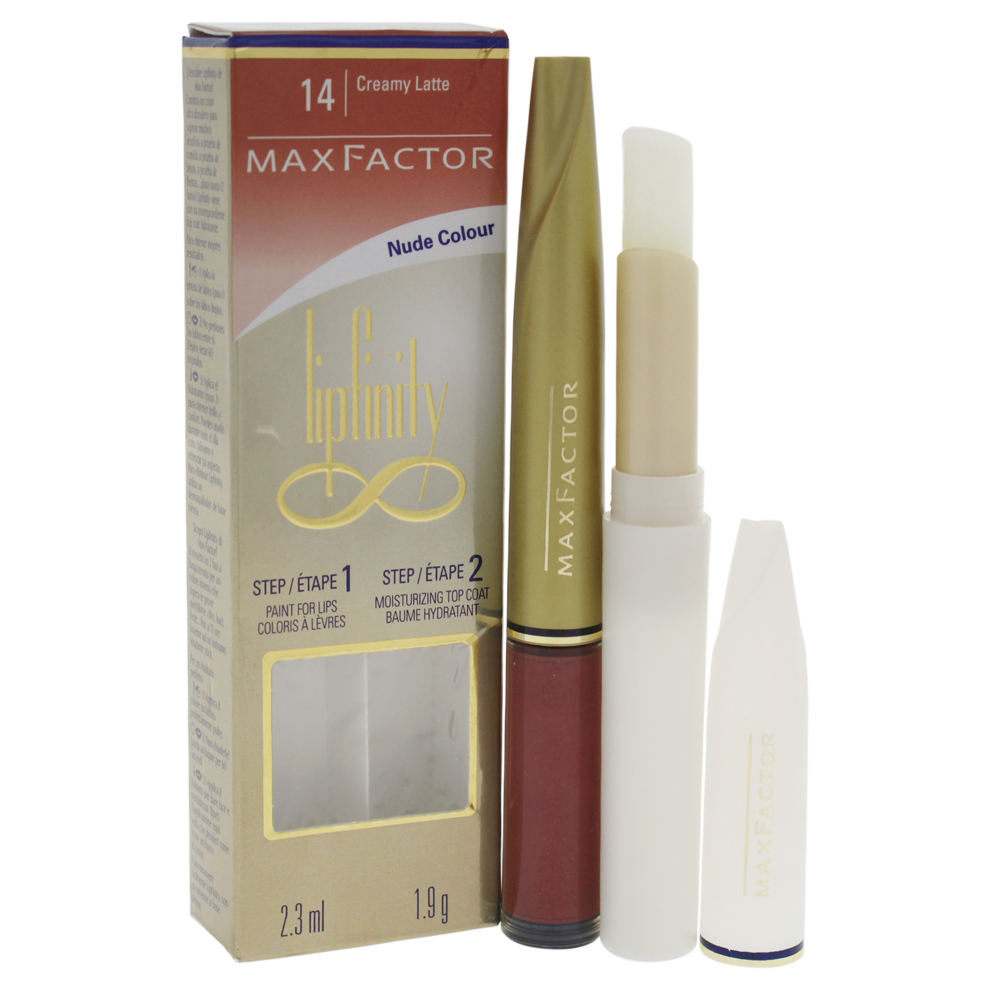 # 14 Creamy Latte By Max Factor For Women