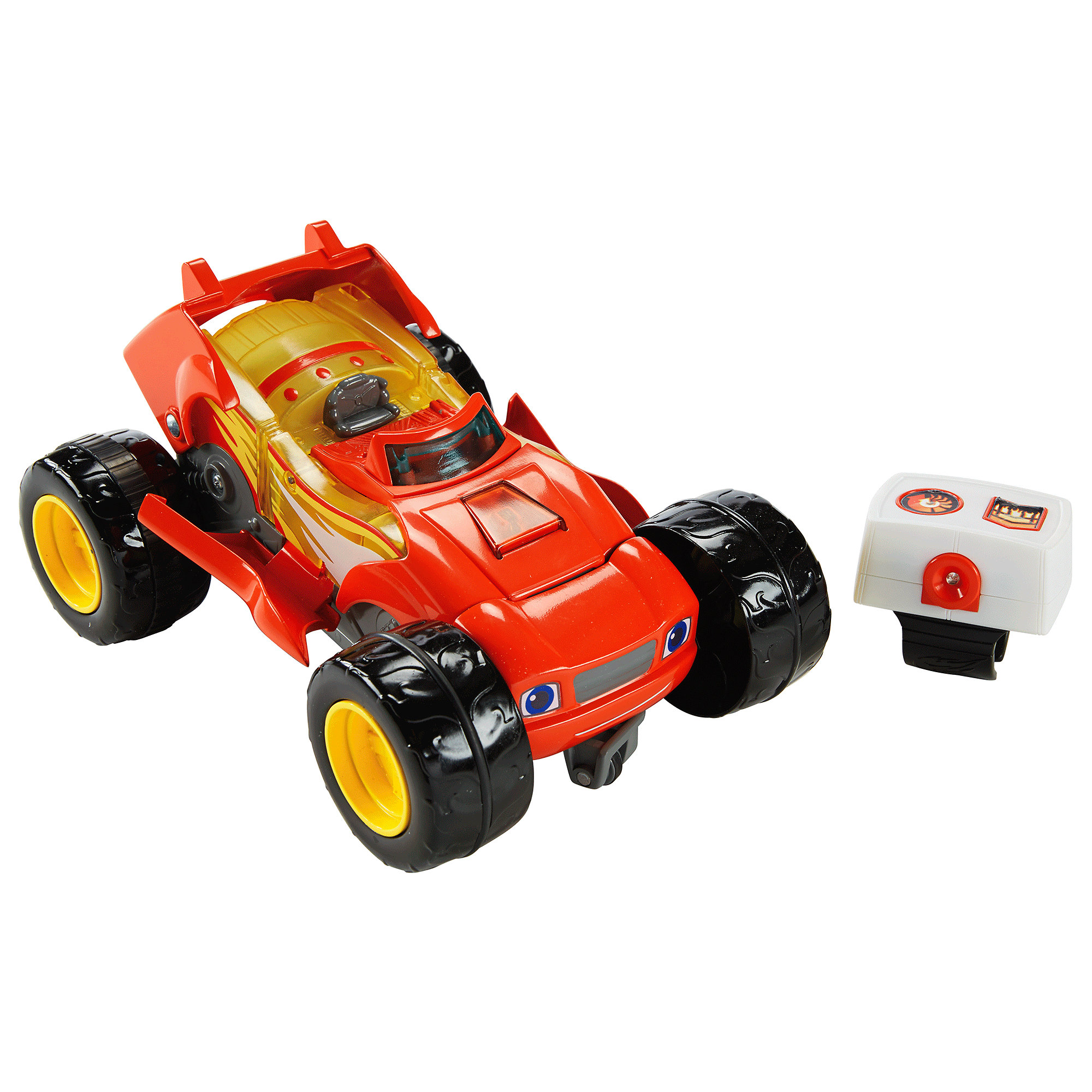 Fisher-Price Nickelodeon Blaze and the Monster Machines Transforming RC Blaze