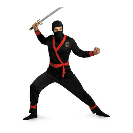 Ninja Master Adult Costume for $<!---->