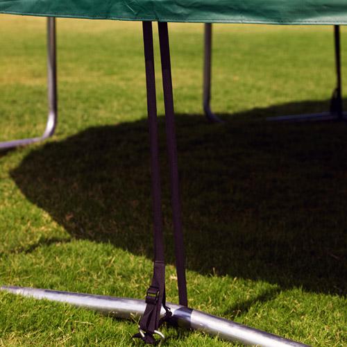 Jumpking Trampoline Wind Stake Anchor Kit - 4 Pack