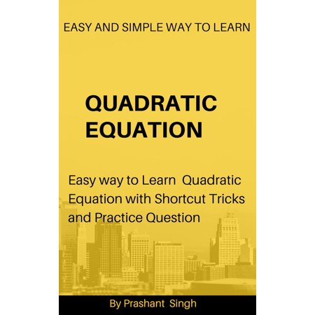 Quadratic Equation - eBook