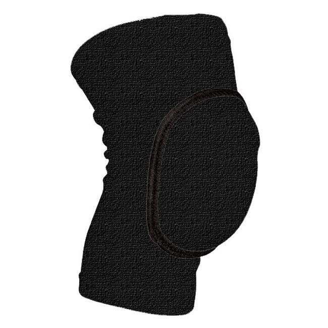 Revgear 52203 BLACK Knee Pad Black - Pair