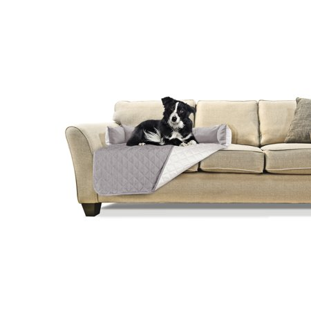 Remarkable Furhaven Pet Furniture Cover Sofa Buddy Reversible Furniture Cover Protector Pet Bed For Dogs Cats Gray Mist Medium Ocoug Best Dining Table And Chair Ideas Images Ocougorg