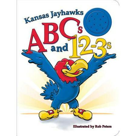 Kansas Jayhawks ABCs and 123s