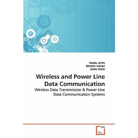 Wireless and Power Line Data Communication