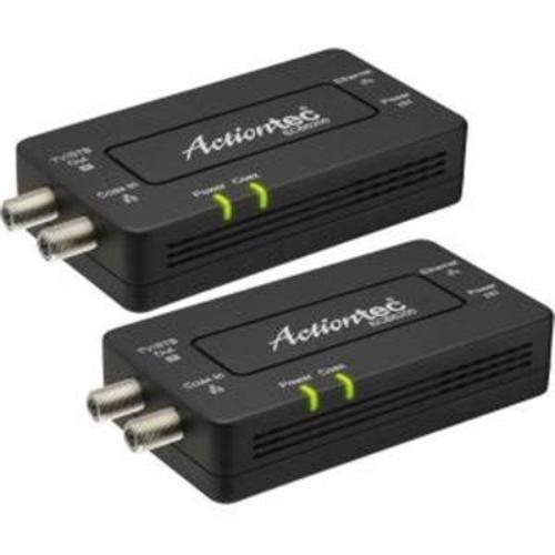 Actiontec Bonded Moca 2.0 Ethernet To Coax Network Adapte...