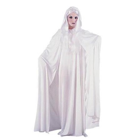 Gosamer Ghost Adult Halloween Costume - One Size (Gentleman Ghost Costume)