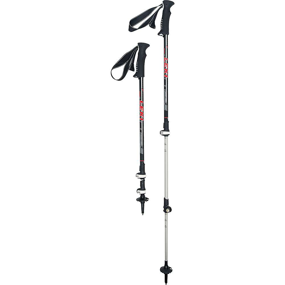 Leki Kids' Vario XS Pole by Leki