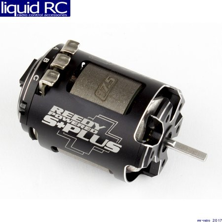 Competition Stock Spec (Team Associated 27402 Reedy S-Plus 17.5 Competition Spec Class Brushless Motor)