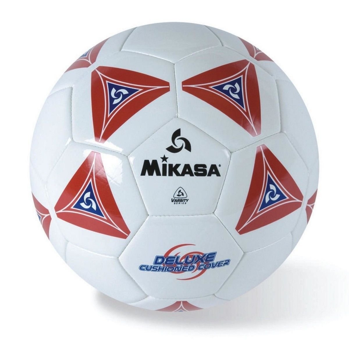Mikasa Serious Soccer Ball (Green/White, Size 5), 1 Year warranty By Mikasa Sports