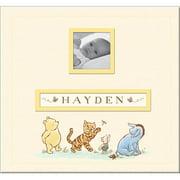 """Disney Classic Pooh Frame-A-Name Postbound Album, 12"""" x 12"""""""