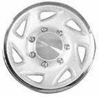 "97-98 FORD F350 PICKUP f-350 WHEEL COVER SET TRUCK, 16"" One Set, 4 Covers, w/o logo (1997 97 1998 98) F260709"