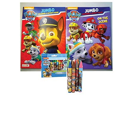 Coloring Books - 2 Pack Including 12 Pack Jumbo Crayons!, This Set ...