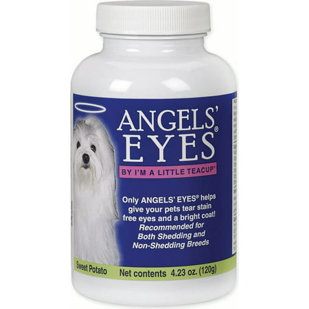 ANGELS' EYES NATURAL COAT STAIN REMOVER FOR DOGS (Pink Eye In Dogs Contagious To Humans)