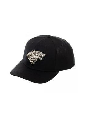f02c6b404da2e Product Image Game of Thrones House Stark Snapback Hat Baseball Cap HBO  Robb Arya Ned GoT Gift