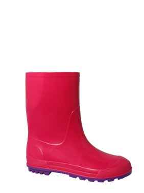 Wonder Nation Girls' Youth Rain Boot